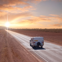 See Australia's Outback by road